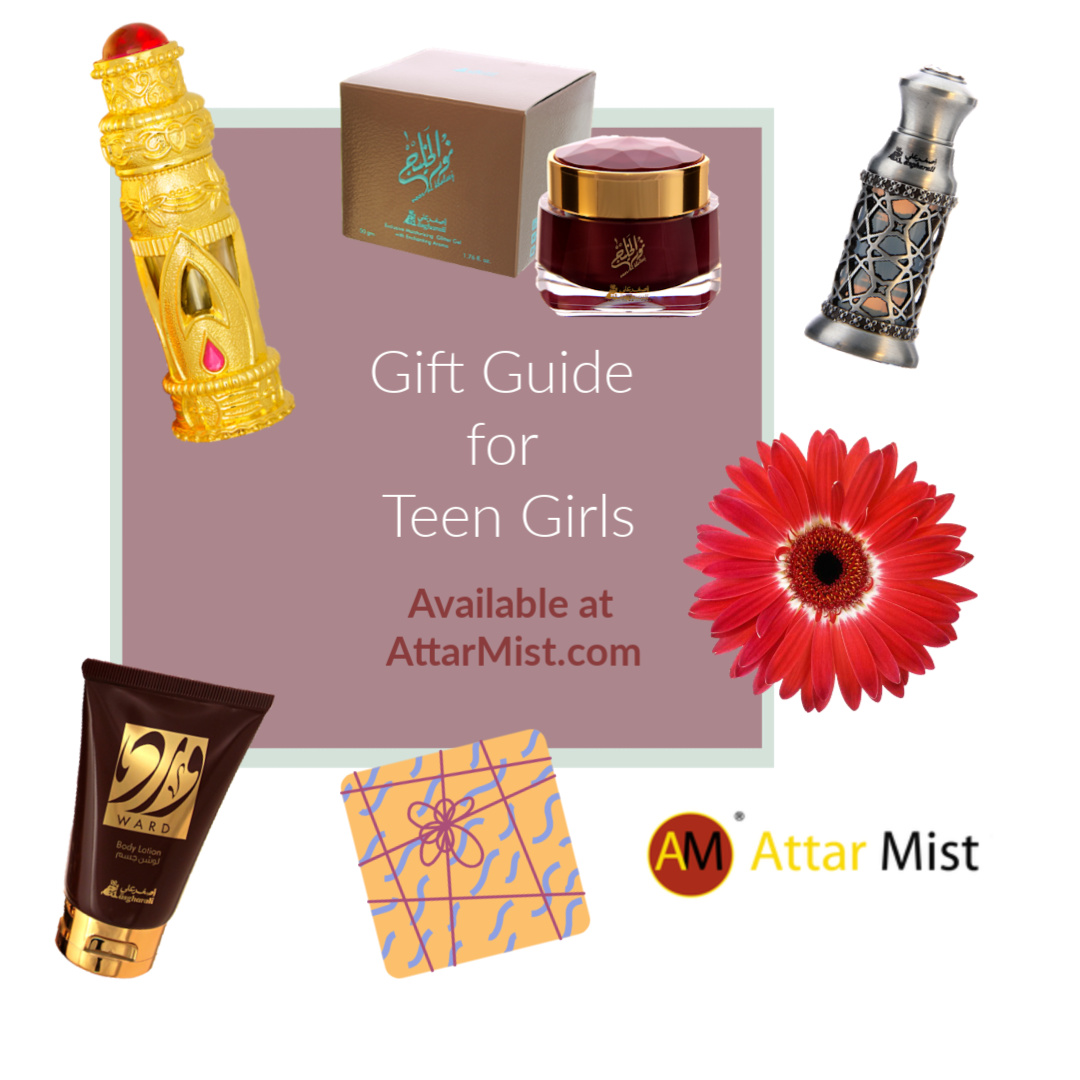 Attar Mist Gift Guide for Teen Girls