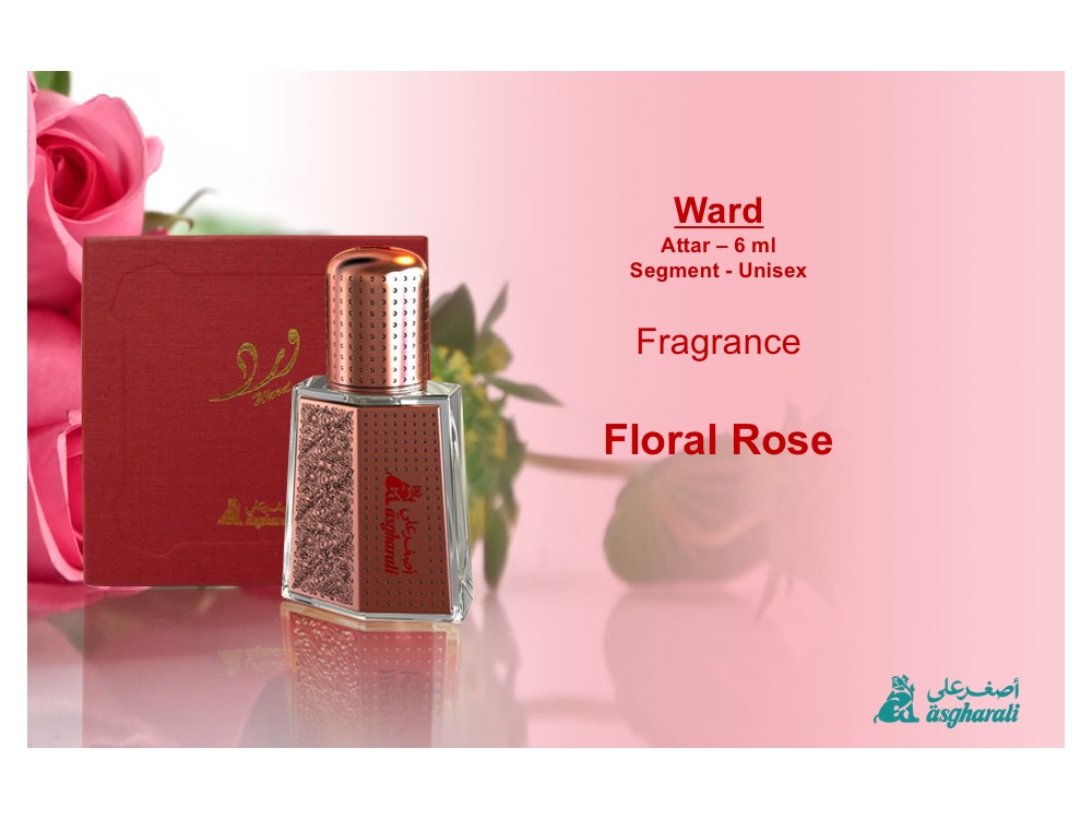 Ward Attar 6ml by AsgharAli